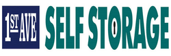 1st Avenue Self Storage logo
